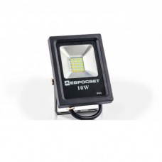 LED-прожектор Eurosvet EVRO LIGHT ES-10-01 (95-265В, 6400K, 550Лм) SMD