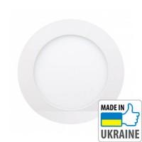 Светильник Eurosvet LED-R-225-18 18Вт, 6400K, круглый (225мм)