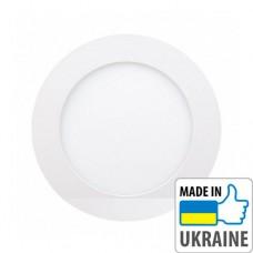 Светильник Eurosvet LED-R-150-9 9Вт, 4200К, круглый (150мм)