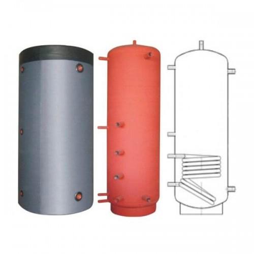 Бак теплообменник 500 л теплообменник для газового котла протерм тигр