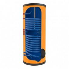 Накопительный бак для горячей воды Atmosfera TRM-202 (200 л, 2 теплообменника, эмаль)