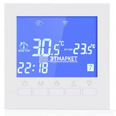 Кнопочный программируемый терморегулятор HOF pro