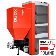 Автоматический пеллетный котел Kolton Duox-13, 15 кВт