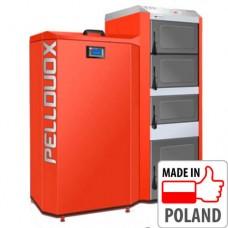 Автоматический пеллетный котел Kolton Pellduox-16, 16 кВт