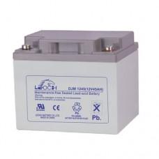 Аккумулятор свинцово-кислотный Leoch LP12-45 (45 А/ч, 12 В)