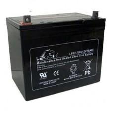 Аккумулятор свинцово-кислотный Leoch LP12-75
