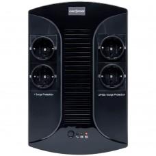 Источник бесперебойного питания LogicPower LP 650VA-6PS