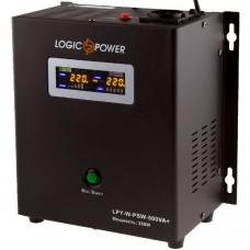 Источник бесперебойного питания LogicPower LPY-W-PSW-500VA+ (350Вт) 5A/10A с правильной синусоидой 12В