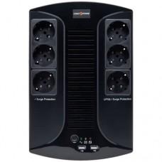 Источник бесперебойного питания LogicPower LP 850VA-6PS