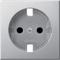 Центральная плата алюминиевая для механизма розетки Schuko MTN2Х00-0000 (MTN2331-0460)