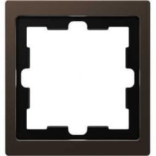 Рамка D-Life 1-постовая мокко (MTN4010-6552)