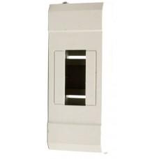 Щиток на 1-2 автомата Mono Electric с местом для пломбы IP40