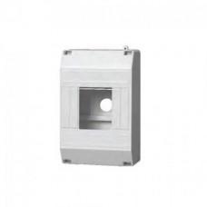 Щиток на 3-4 автомата Mono Electric с местом для пломбы IP40