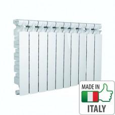 Алюминиевый радиатор отопления Nova Florida GENIALE 500/80, 3/4 (10 секций)