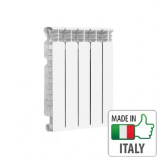Алюминиевый радиатор отопления Fondital ASTOR S5, 500/100 (5 секций)