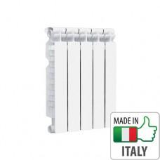 Алюминиевый радиатор отопления Nova Florida DESIDERYO B3, 500/100 (5 секций)
