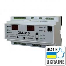 Реле ограничения мощности Новатек-Электро ОМ-310