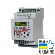 Многофункциональное реле Новатек-Электро РЭВ-302
