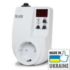 """Однофазное реле напряжения типа """"вольт-контроль"""" Новатек-Электро РН-101М"""