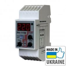 Однофазное реле напряжения Новатек-Электро РН-111М