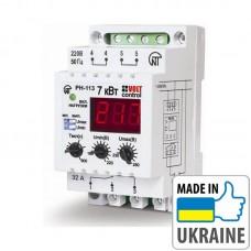 Однофазное реле напряжения Новатек-Электро РН-113