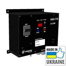Универсальный блок защиты однофазных электродвигателей Новатек-Электро УБЗ-115