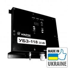 Универсальный блок защиты однофазных электродвигателей Новатек-Электро УБЗ-118