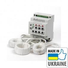Универсальный блок защиты электродвигателей Новатек-Электро УБЗ-301 10-100 А