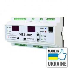 Универсальный блок защиты электродвигателей Новатек-Электро УБЗ-302