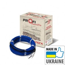 Теплый пол - Нагревательный кабель PROFI THERM Eko Flex, 220 Вт, 20 м