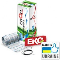 Теплый пол - Нагревательный мат Profi Therm Eko mat, 1030 Вт, 7 м2