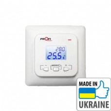 Цифровой терморегулятор для теплого пола ProfiTherm-EX01