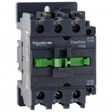 Контактор для управления электродвигателями Schneider Electric EasyPact TVS Tesys E LC1E0610M5, 3 полюса