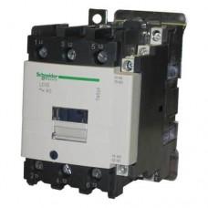 Контактор для управления электродвигателями Schneider Electric Tesys D, 40А, 18,5 кВт, 3 полюса