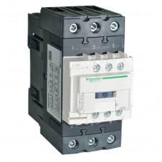 Контактор для управления электродвигателями Schneider Electric Tesys D, 65А, 30 кВт, 3 полюса