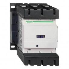 Контактор для управления электродвигателями Schneider Electric Tesys D, 115А, 55 кВт, 3 полюса