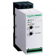 Устройство плавного пуска для асинхронного двигателя 3/4 кВт Schneider Electric Altistart 01 (ATS01N209QN)