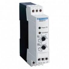 Устройство плавного пуска для асинхронного двигателя 0.37 кВт Schneider Electric Altistart 01 (ATS01N103FT)