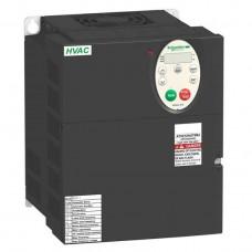 Преобразователь частоты для 3-фазных асинхронных электродвигателей 4 кВт Schneider Electric Altivar 212 (ATV212HU40N4)