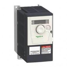 Преобразователь частоты для 3-фазных асинхронных электродвигателей 0,37 кВт Schneider Electric Altivar 312 (ATV312H037N4)