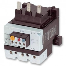 Реле перегрузки для контакторов серии DILM80-DILM170 Eaton ZB150-125, доп. контакты 1НЗ+1НО, 90-125А