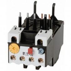 Реле перегрузки для контакторов серии DILM7-DILM15 Eaton ZB12-4, доп. контакты 1НЗ+1НО, 2,4-4А