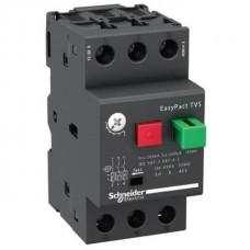 Автоматический выключатель для защиты электродвигателя Schneider Electric EasyPact TVS GZ1E03