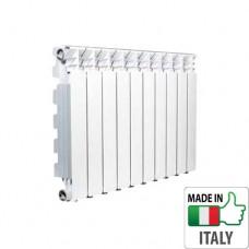 Алюминиевый радиатор отопления Fondital ASTOR S5, 500/100 (10 секций)