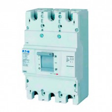 Автоматический выключатель с термомагнитным расцепителем Eaton BZM2, 160А, 3 полюса, 25 кА