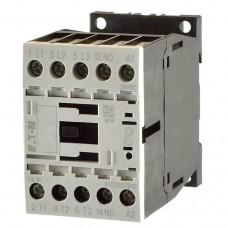 Силовой контактор Eaton DILM12-10 12А, 5.5 кВт, 3 полюса