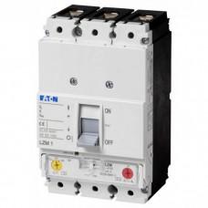 Автоматический выключатель с термомагнитным расцепителем Eaton серии LZM, 100А, 3 полюса, 36 кА