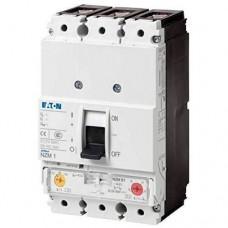 Автоматический выключатель для защиты электродвигателей 45 кВт Eaton NZMN1-M100