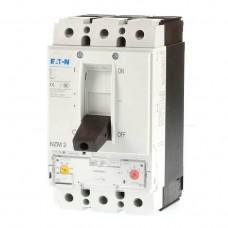 Автоматический выключатель для защиты электродвигателей 55 кВт Eaton NZMN2-M125