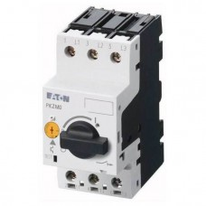 Автоматический выключатель для защиты электродвигателей 0,75 кВт Eaton PKZM0-2,5